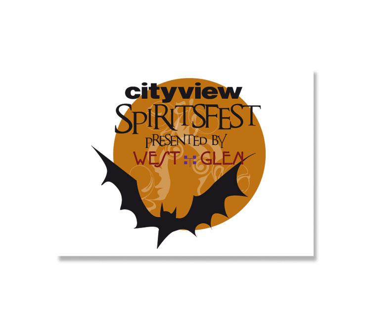 Cityview SpiritsFest Logo