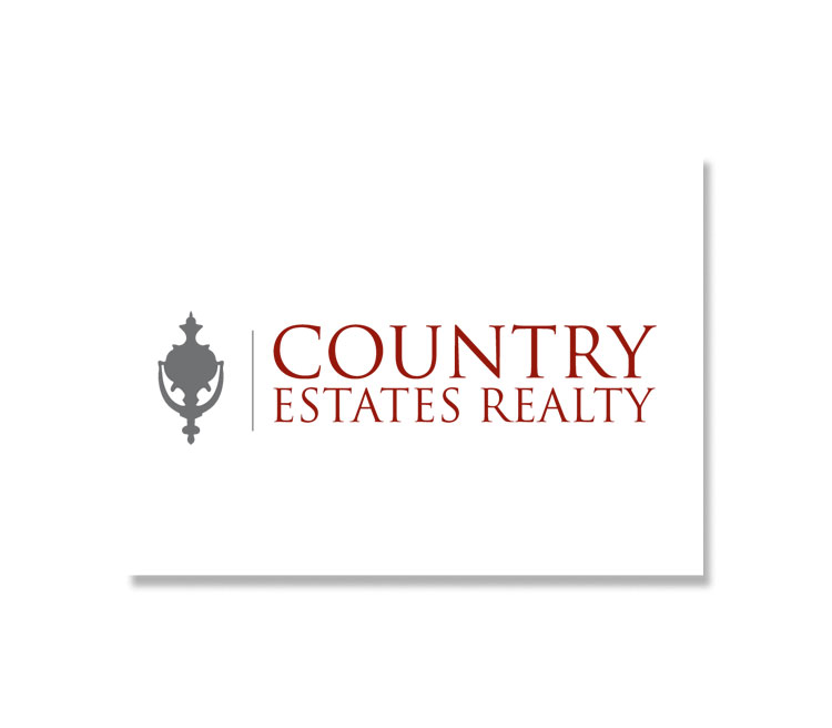 Country Estates Realty Logo