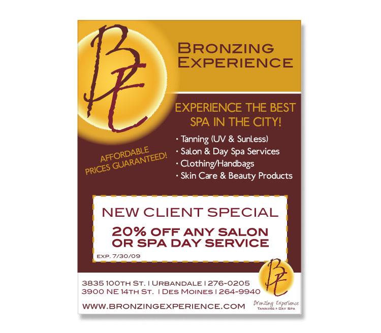 Bronzing Experience | Iowa Living Magazines