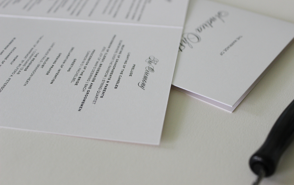 AJCreative Custom Wedding Invitations Des Moines Iowa