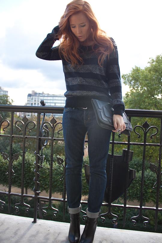 Levi's skinny boyfriend jeans — The FashionCloud