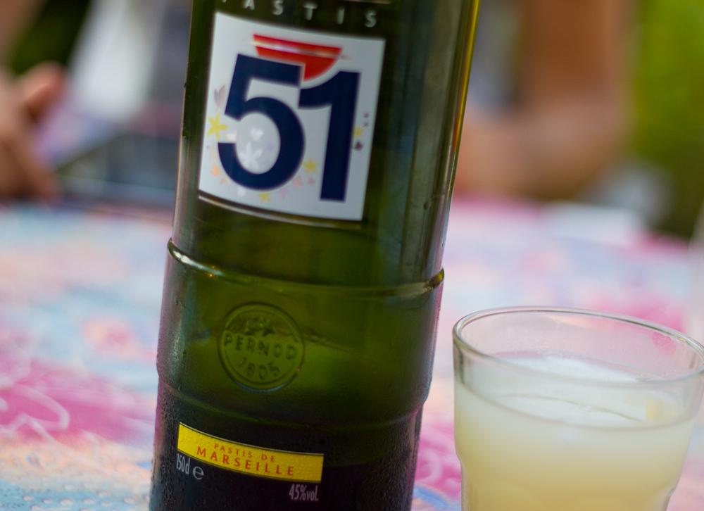pastis 51 Bokeh