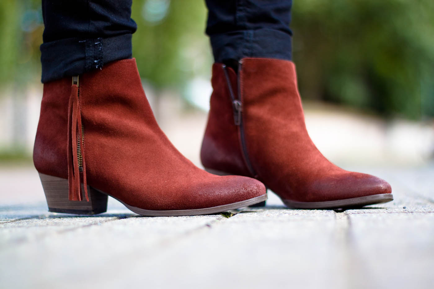 georgia rose suede boots
