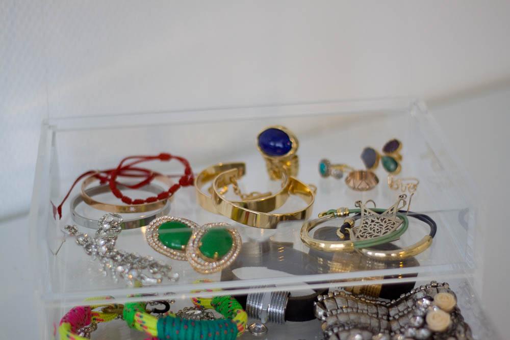 Muji jewellery box