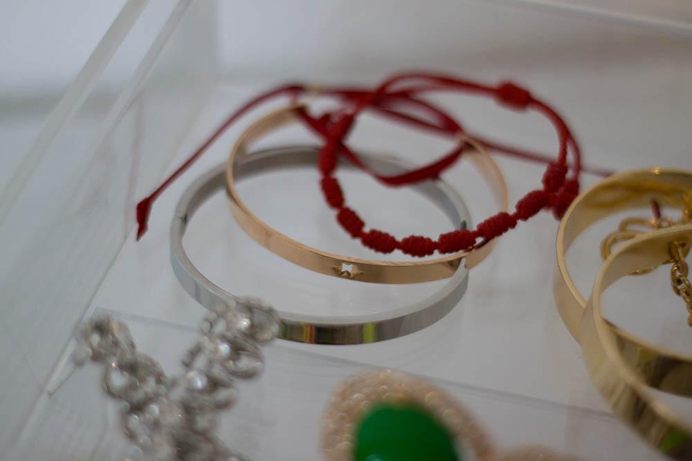 Zag jewellery