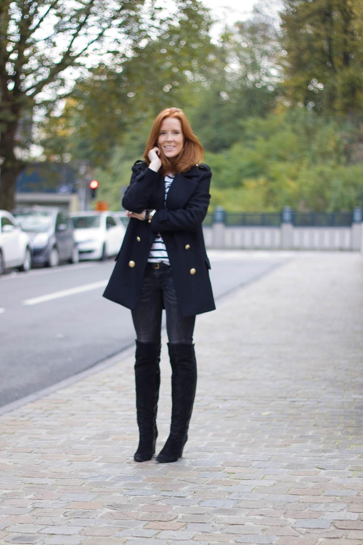 zara military coat