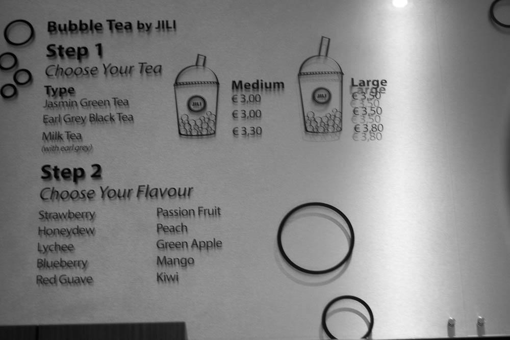 jili bubble tea