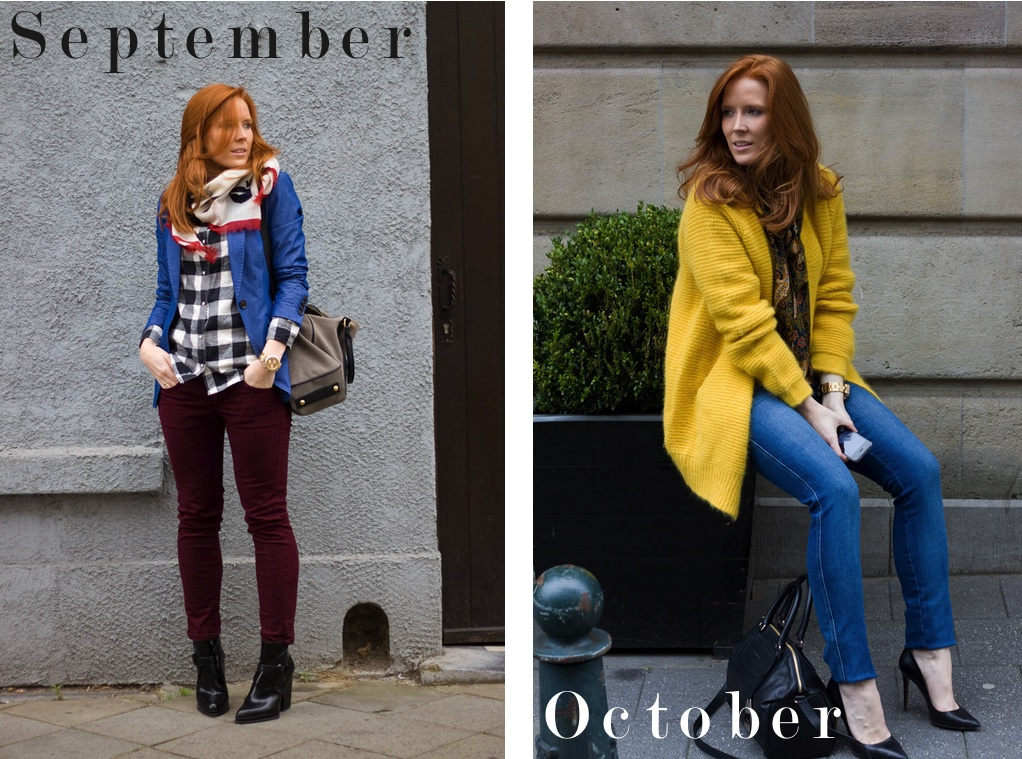 september october TFC outfit