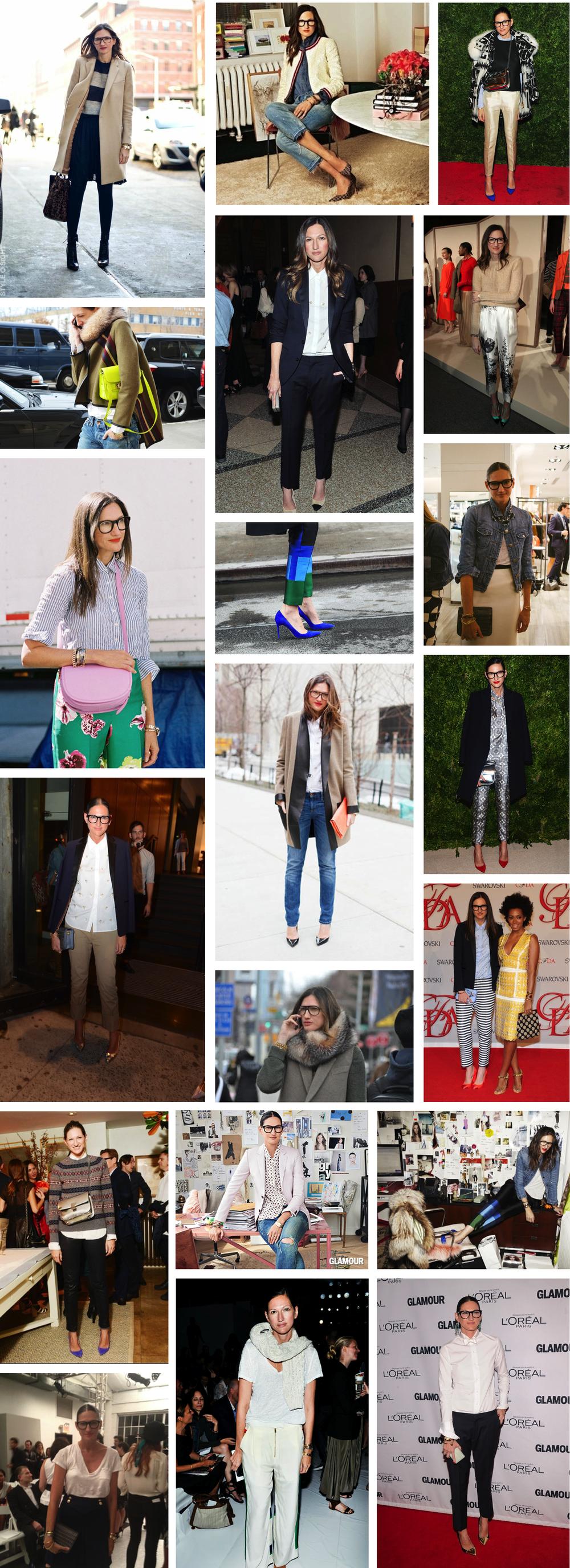 Jenna Lyons, the Style Icon
