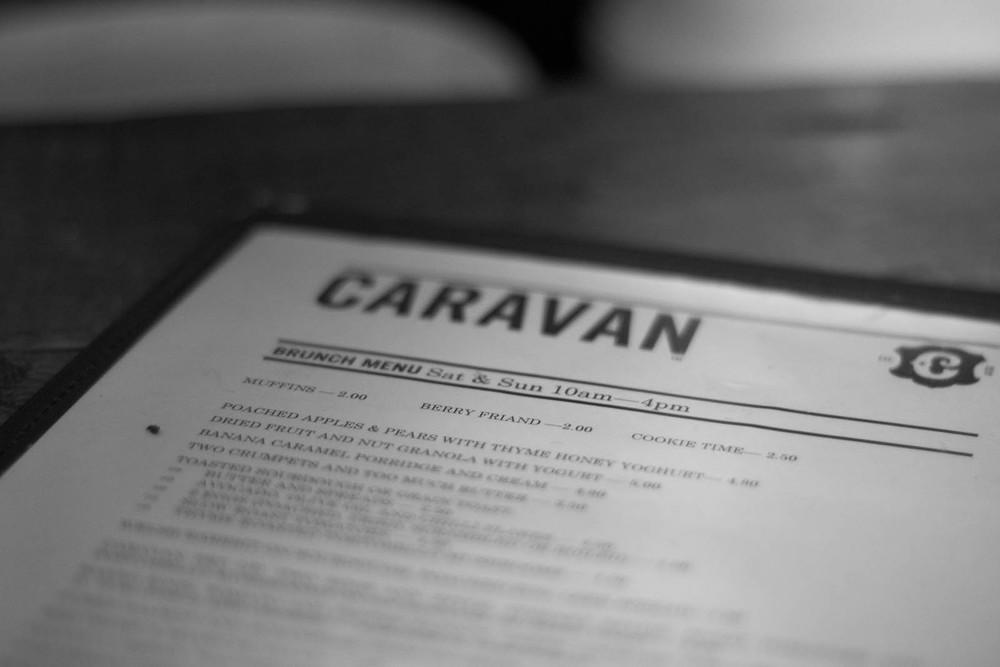 Caravan  - 11-13 Exmouth Market EC1R 4QD