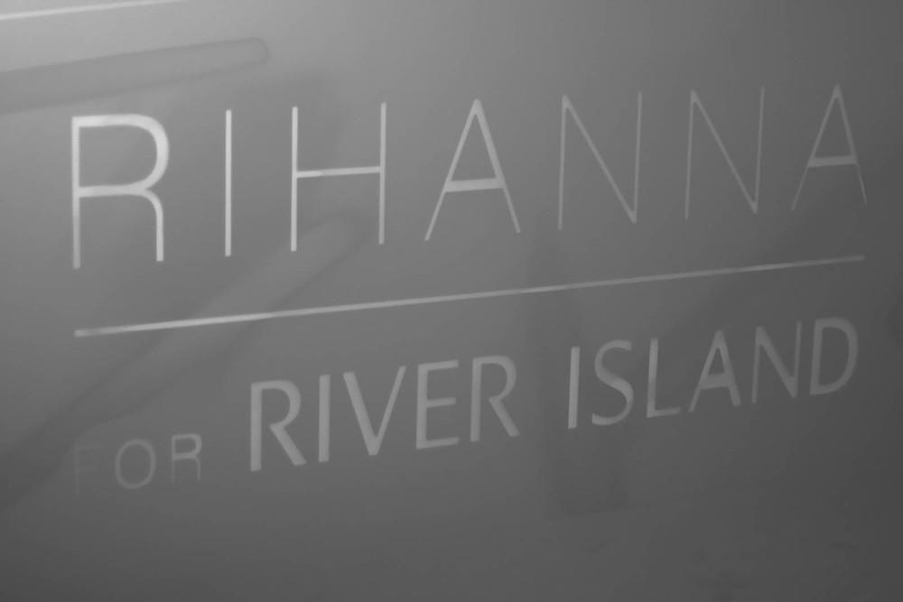 Rihanna x River Island