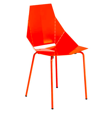 Real Good Chair Orange by Blu Dot X Fab.png