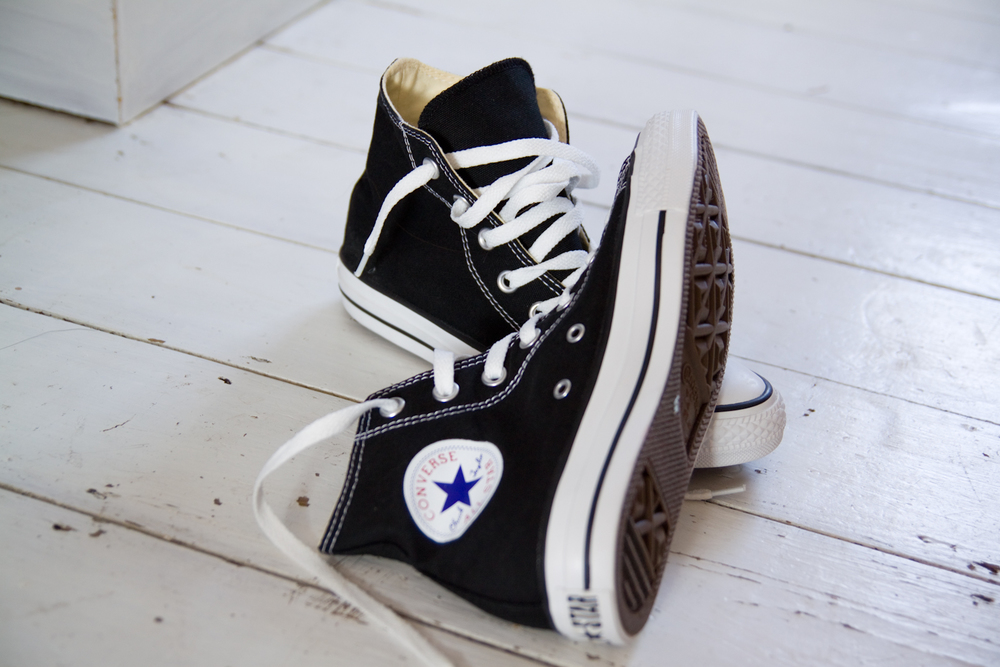 The Classic High Top Converse