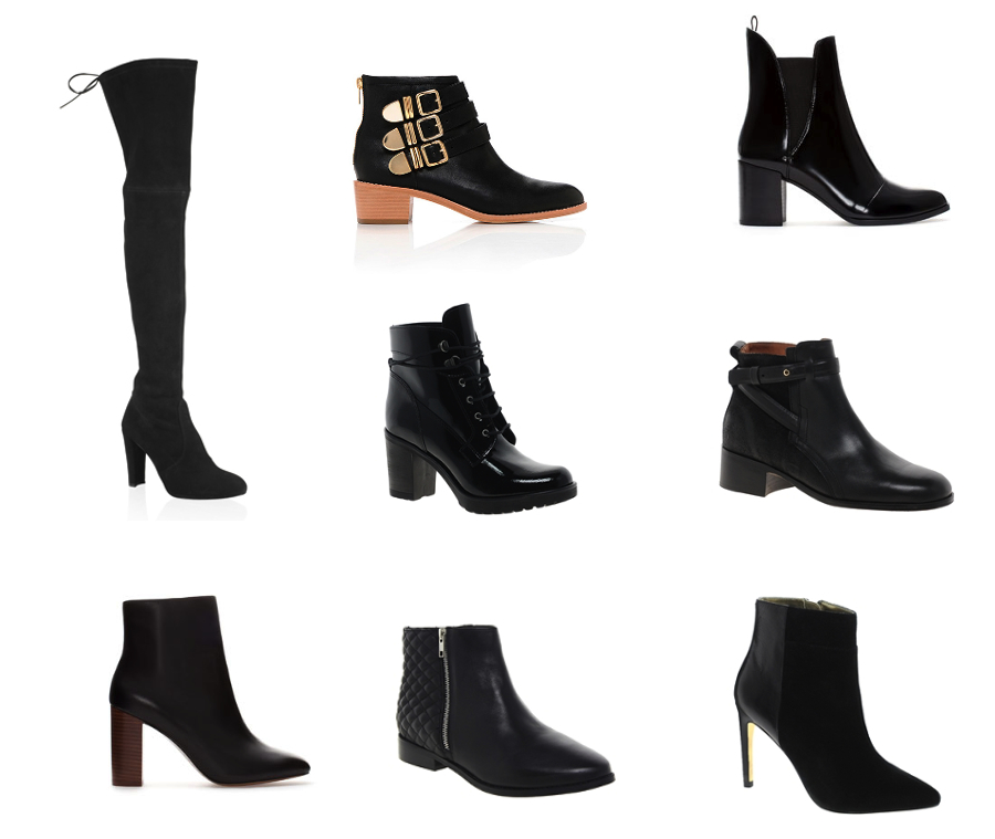 Eight Great Boots for Autumn 2013