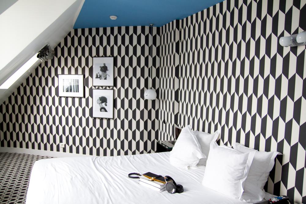 Hotel Emile Parijs : Hotel emile at the heart of le marais u2014 the fashioncloud