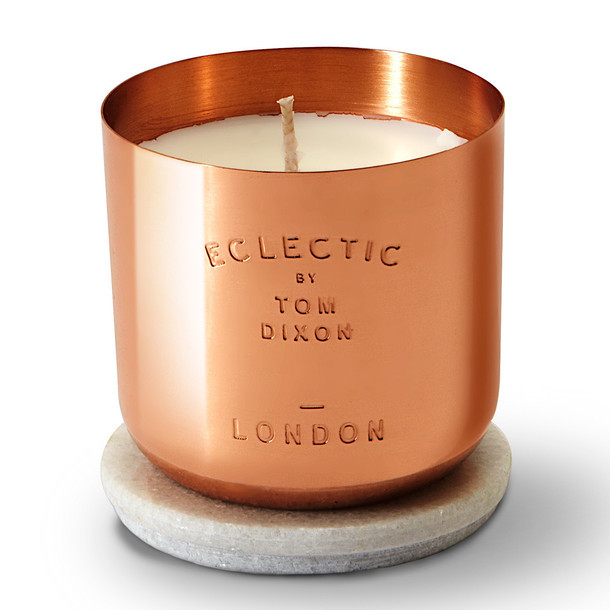 Tom Dixon scented candle