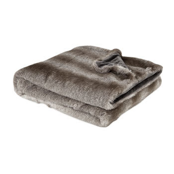 Zara Fur blanket