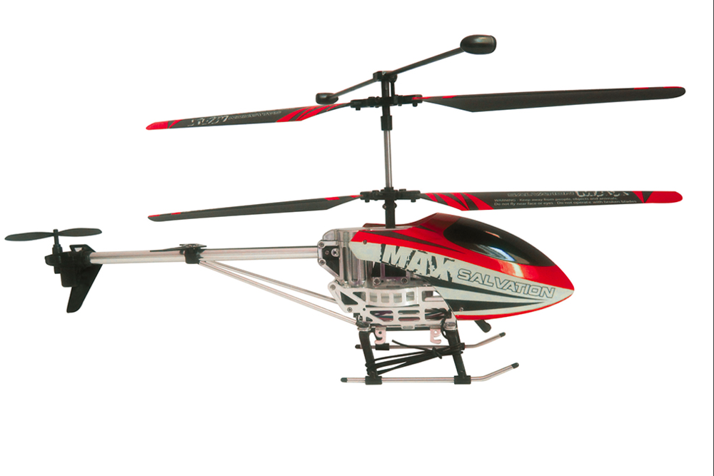 Bladez outdoor RC helicopter