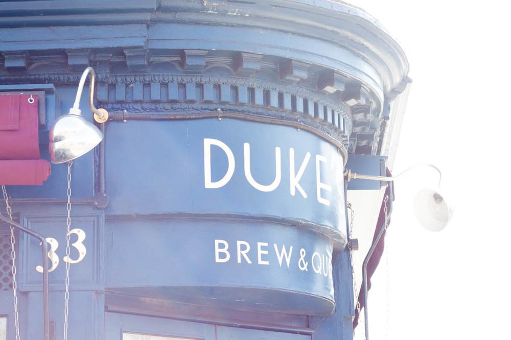 Duke's brew & Que