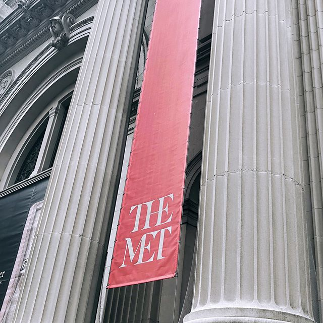 The visit to the MET was a pleasant surprise #nyc #themet #travel