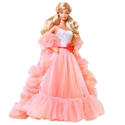 My first barbie: the legendary 'Peaches n' Cream""