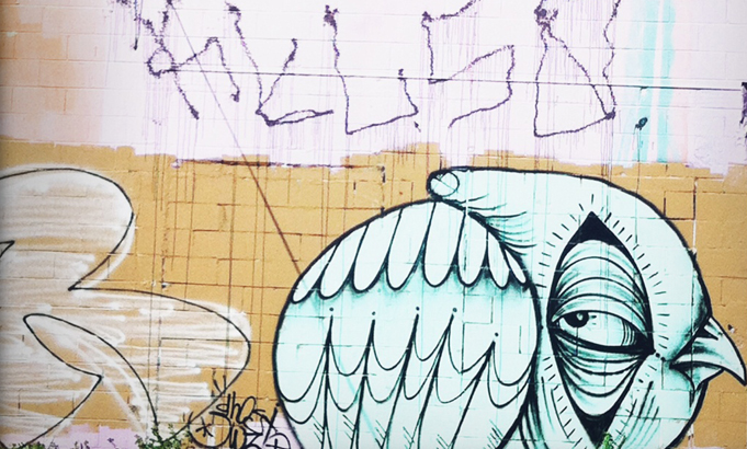 Artist:  GHOST OWL