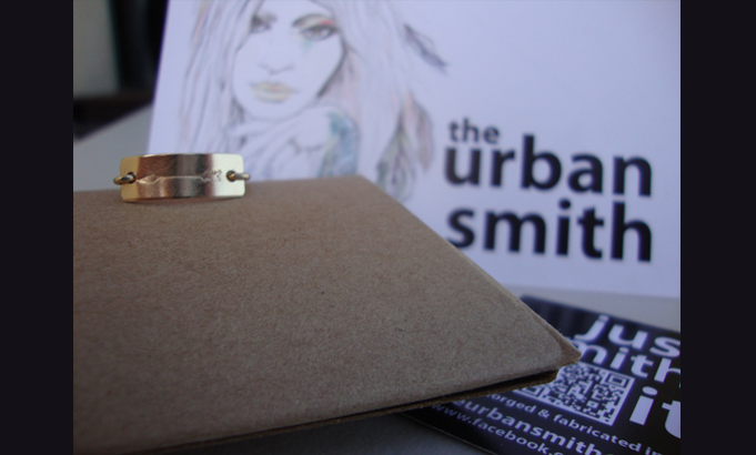New ring design from The Urban Smith