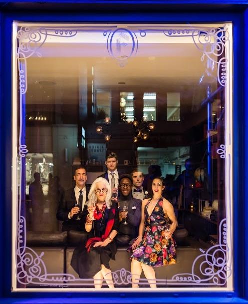 Being Flynn     Spring Street Social Society  Director: Spencer Lott  Scenic & Lighting Designers: Justin Swader & Christopher Swader  Costume Designer: Natalie Loveland  Photographer: Sarah Jun