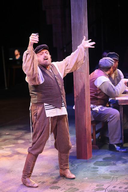 Tevye (Peter Kevoian)