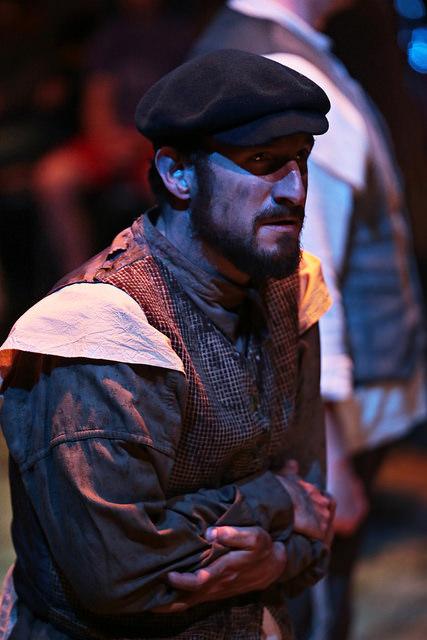 Nachum the Beggar (Dan Matisa)