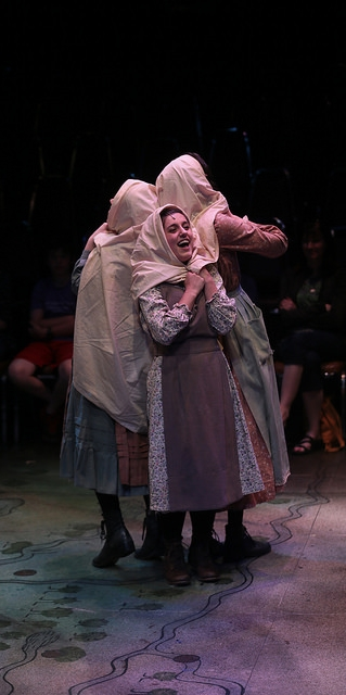 Tevye's Daughters featuring Chava (Sydney Ippolito)