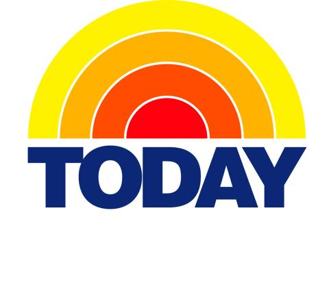 We were on the TODAY Show!