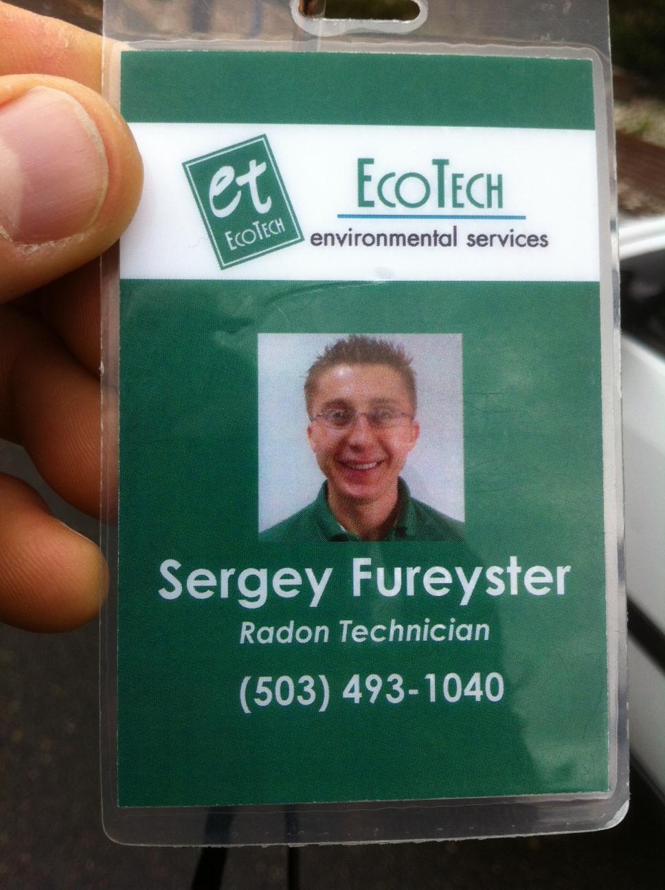 Meet Sergey!