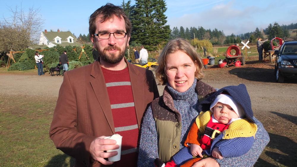 2011 U-Cut Christmas Tree Party Event