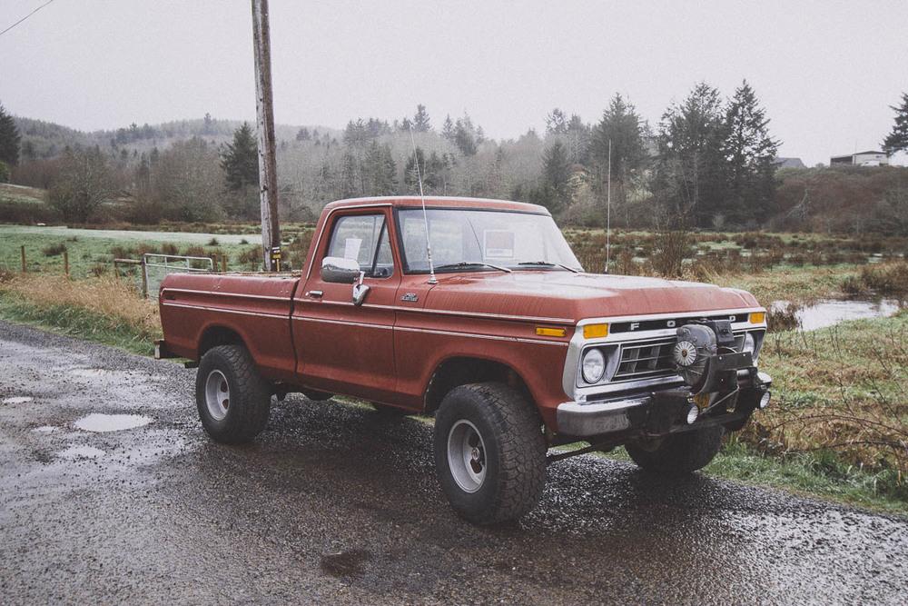 Man truck.