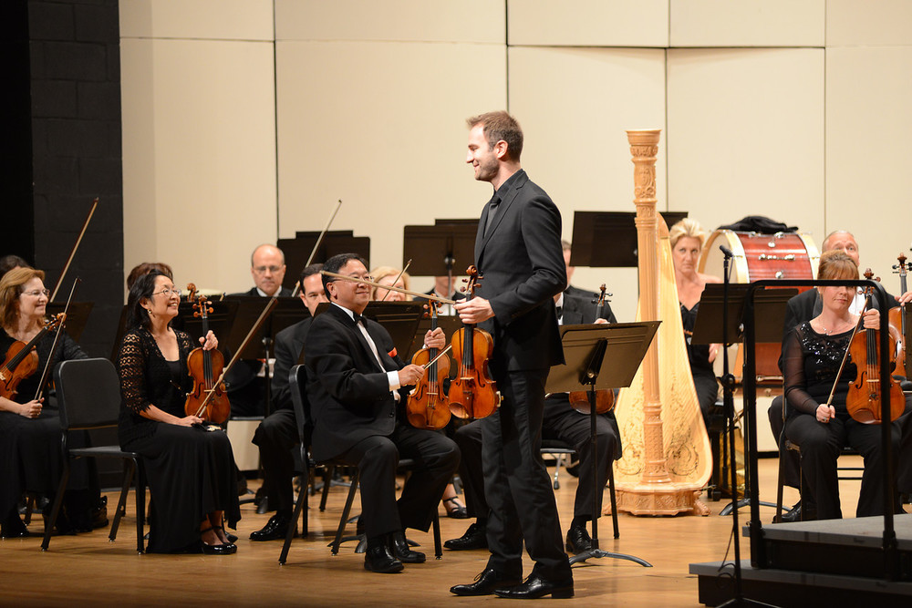 Stefan and Orchestra Laughing.jpg