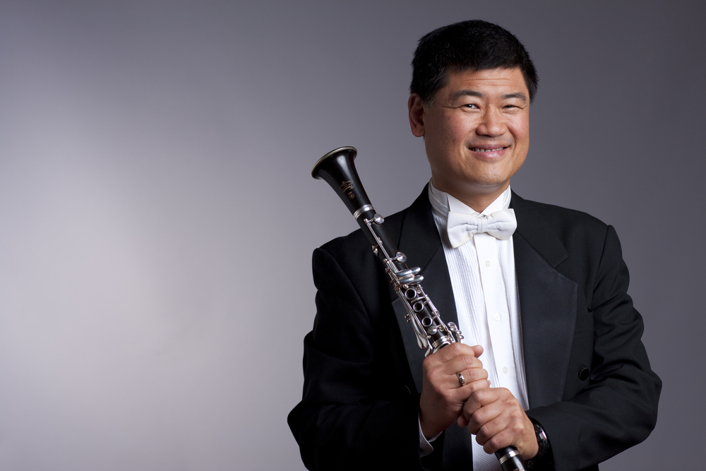 MASTERWORKS SERIES   MAY 20-21  BRUCKNER & STEPHENSON  John Bruce Yeh  clarinet