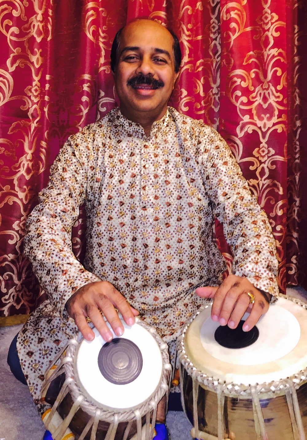Subhasis Mukherjee Tabla