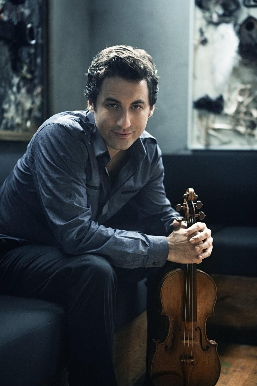 MASTERWORKS 2 NOV 11-12 Philippe Quint violin HASSE | CORELLI | VITALI | BACH | CORELLI