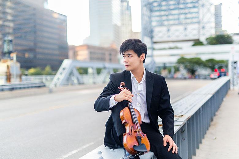 MASTERWORKS 1 OCT 7-8 Angelo Yu violin STEPHENSON | MENDELSSOHN | DVORAK