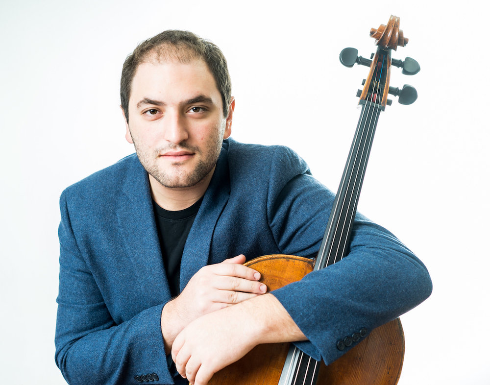 Julian Schwarz ,  cello