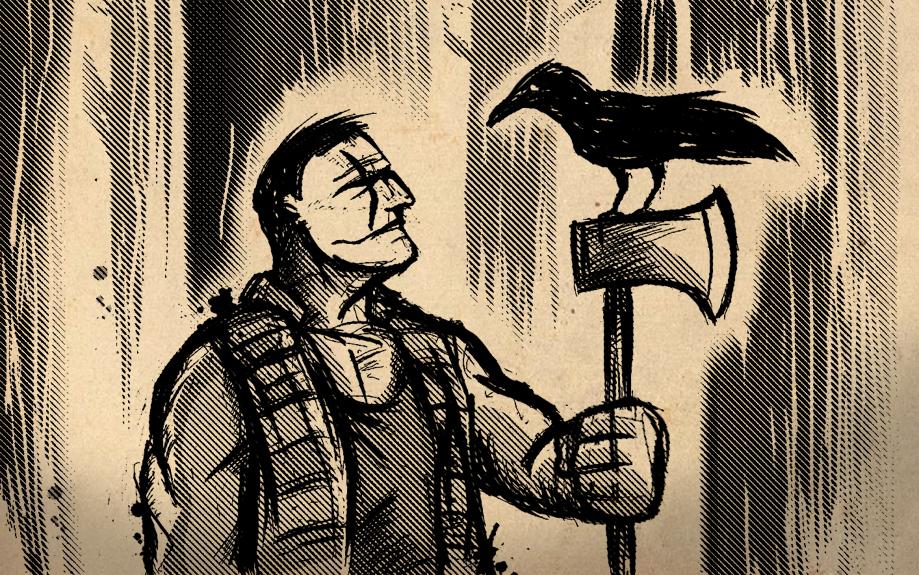 Round 6: The Crow