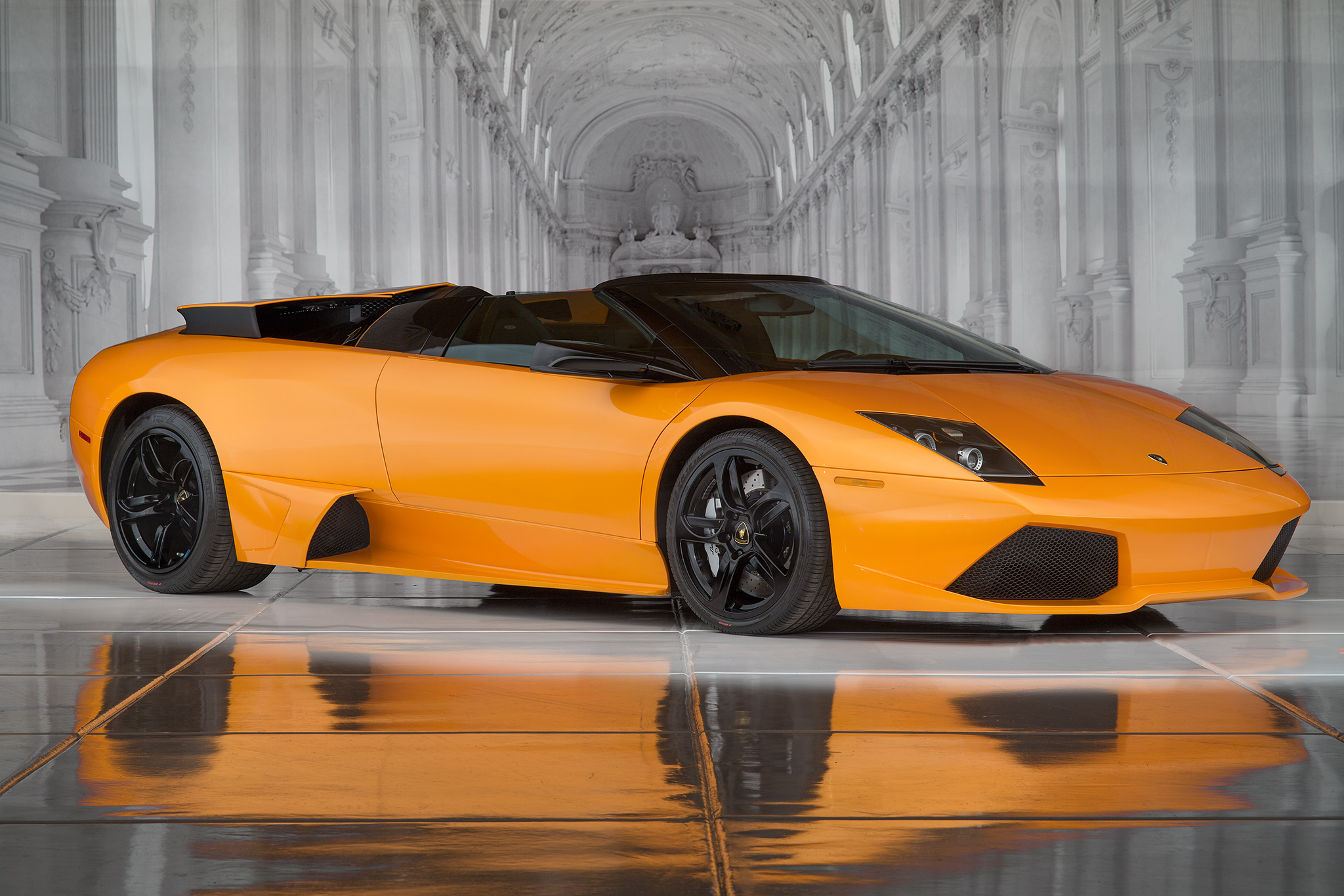 Lamborghini Murcielago Lp640 4 Chris Lambeth