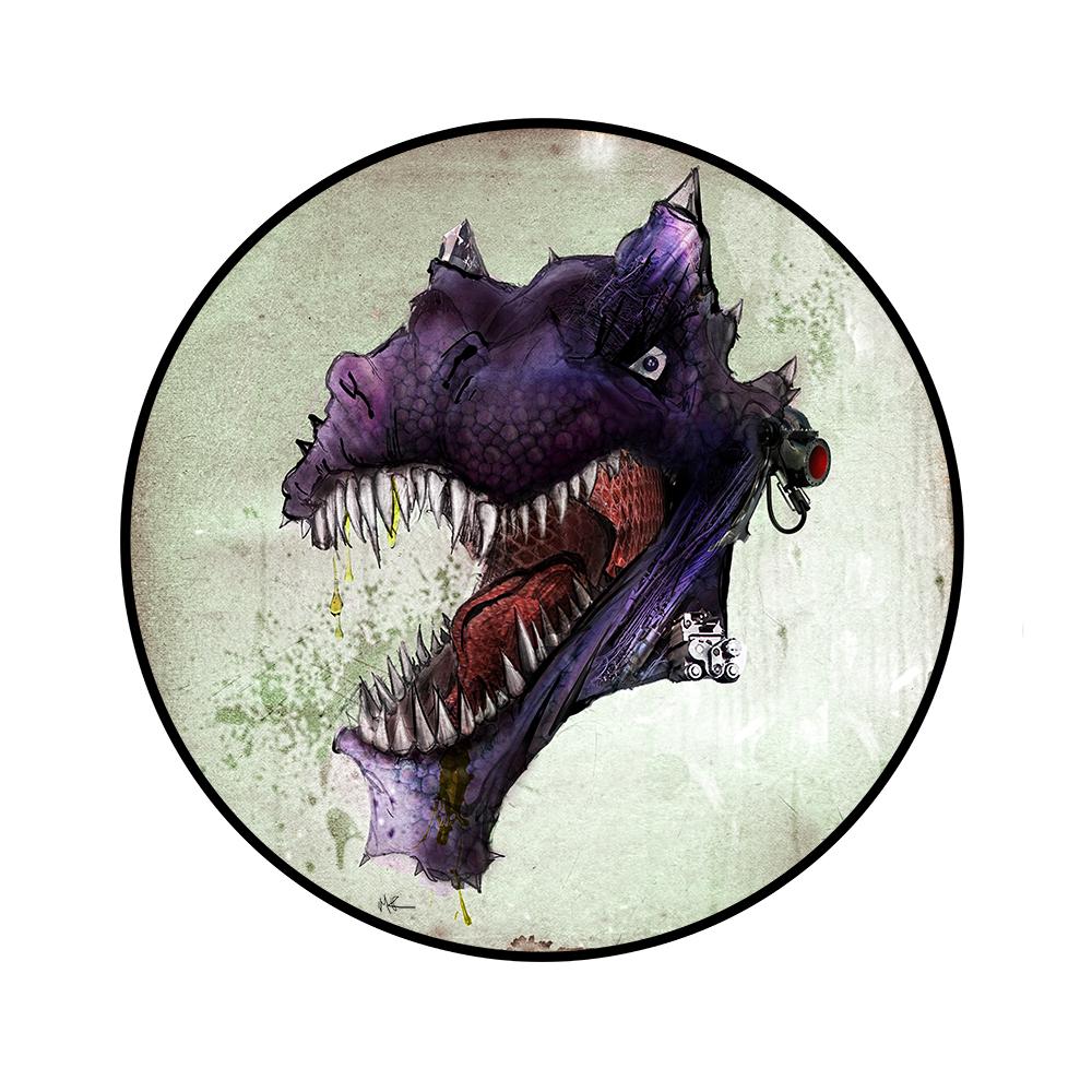 Mechasaurus Rex