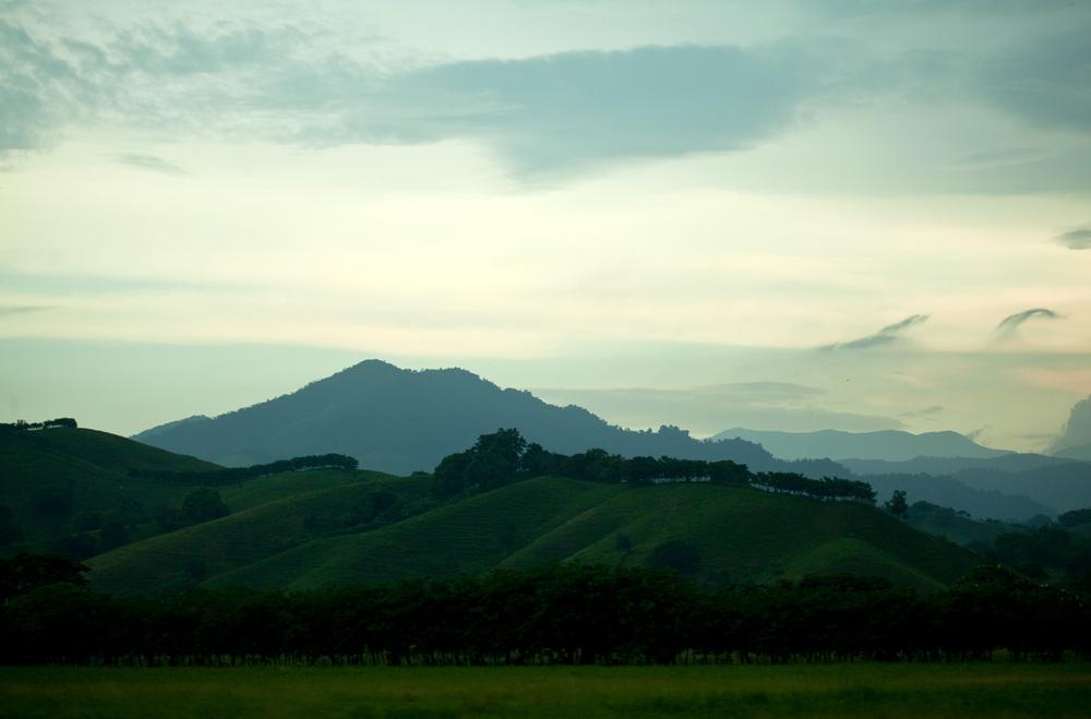 Mountain Sunset, 2011