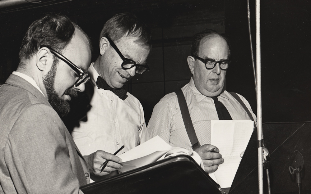 Norton and Chuck Jones