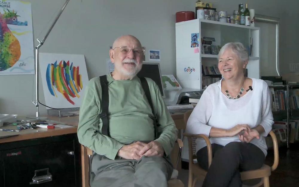 Eric and Bobbie Carle
