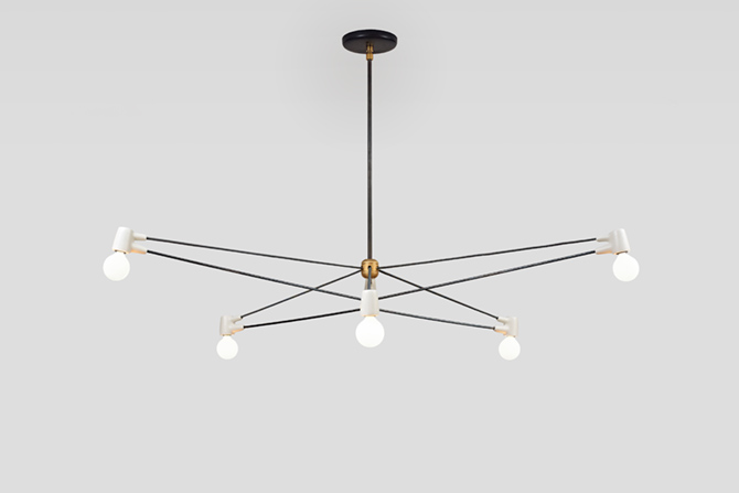 cord chandelier