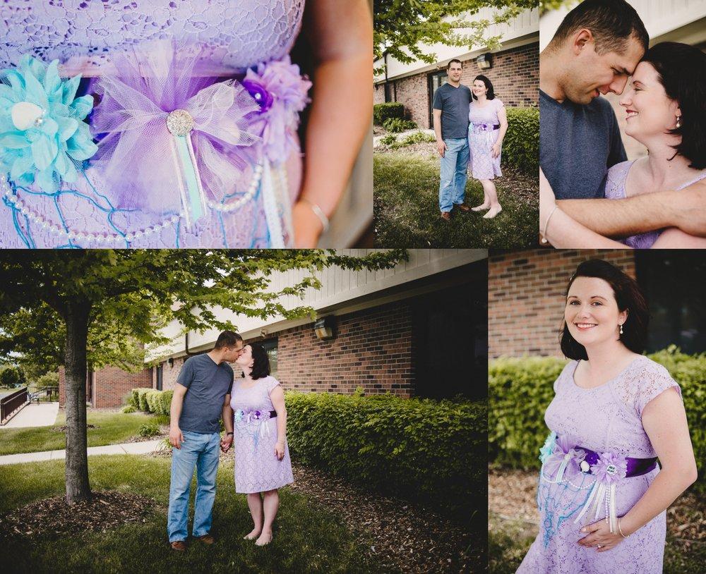 Shelby Twp Michigan Baby Shower Event Photographer Newborn Family  (1).jpg