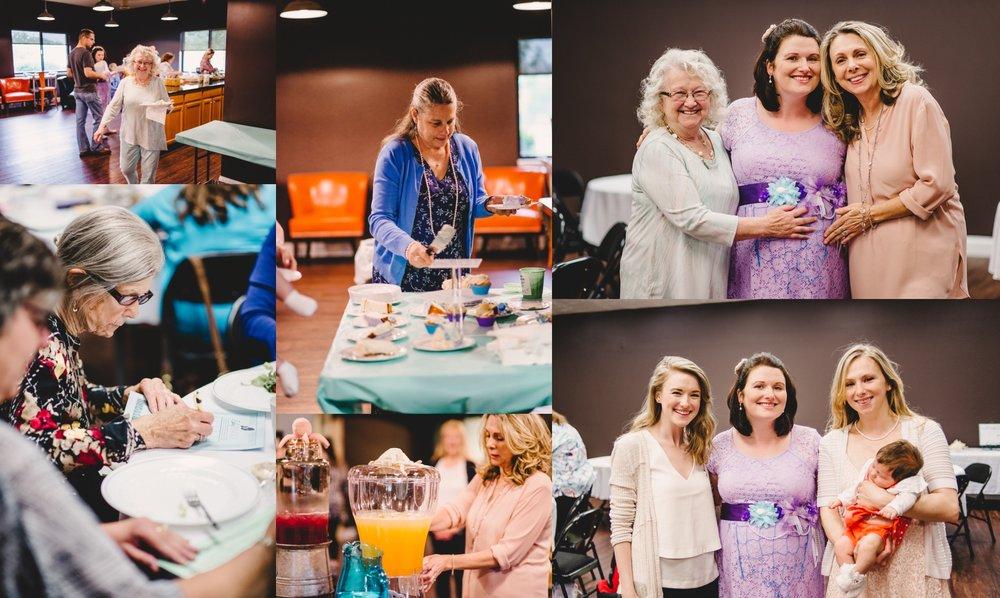 Shelby Twp Michigan Baby Shower Event Photographer Newborn Family  (15).jpg